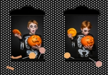Fotoksiążka Halloween, 20x30 cm