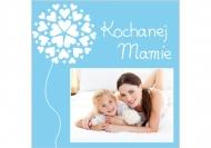 Fotokartki Kochanej Mamie, 14x14 cm