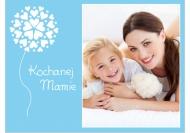 Fotokartki Kochanej Mamie, 20x15 cm