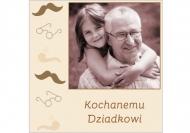 Fotokartki Dla Kochanego Dziadka, 14x14 cm