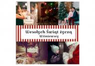 Fotokartki Kolaż świąteczny, 14x14 cm