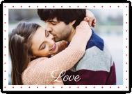 Plakat, Wielka miłość, 40x30 cm