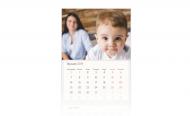 Kalendarz trójdzielny, Twój projekt, 30x70