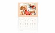 Kalendarz trójdzielny, Kochanej Babci, 30x70