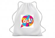 Plecak, 34x40, Logo Firmy plecak