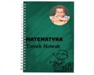 Notes Matematyka, 15x21 cm