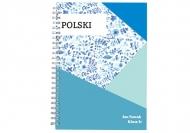 Zeszyt Polski kropki, 15x21 cm