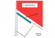 Zeszyt Matematyka kropki, 15x21 cm