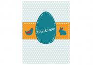 Fotokartki Wielkanocne życzenia, 15X20 cm