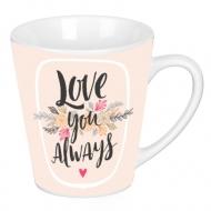 Kubek latte, Love