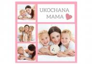 Fotokartki Ukochana mama, 14x14 cm