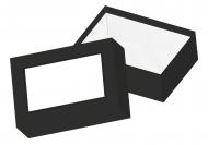 Pudełko kartonowe, Pusty szablon, 11x16 cm