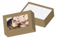 Pudełko kartonowe, Twój projekt, 11x16 cm