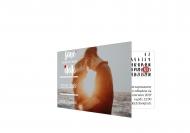 Zaproszenia Save the date, 20x10 cm