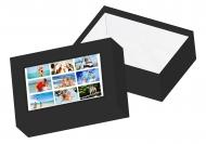 Pudełko kartonowe, Mozaikowe wspomnienia, 15x11 cm