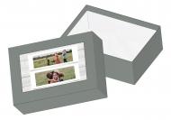 Pudełko kartonowe, Najświeższe Wspomnienia, 16x11 cm