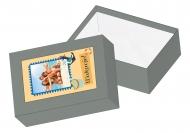 Pudełko kartonowe, Wakacje, 11x16 cm