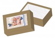 Pudełko kartonowe, Kochanej Babci, 11x15 cm