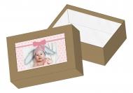 Pudełko kartonowe, Nasze maleństwo, 16x11 cm