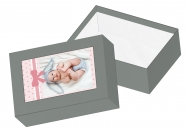 Pudełko kartonowe, Nasze maleństwo, 11x15 cm