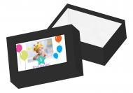 Pudełko kartonowe, Urodziny, 16x11 cm