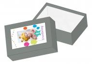 Pudełko kartonowe, Urodziny, 11x16 cm
