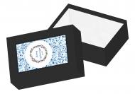 Pudełko kartonowe, Dedykacja dla nauczyciela, 11x16 cm