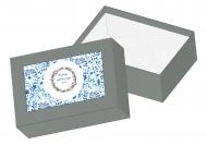 Pudełko kartonowe, Dedykacja dla nauczyciela, 15x11 cm
