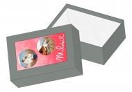 Pudełko kartonowe, Miłość, 10,5x15,5 cm