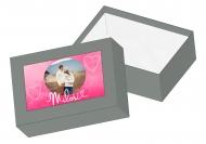 Pudełko kartonowe, Miłość, 15x11 cm
