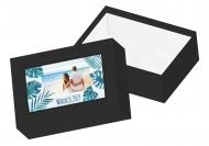 Pudełko kartonowe, Tropikalna przygoda, 15x11 cm