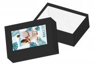 Pudełko kartonowe, Tropikalna przygoda, 11x15 cm