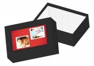 Pudełko kartonowe, Zakochani, 11x16 cm