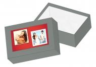 Pudełko kartonowe, Zakochani, 16x11 cm