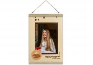 Obraz na sznurku, Coffee, 20x30 cm