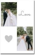 Obraz, Love wedding, 30x40 cm