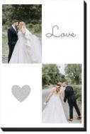 Obraz, Love wedding, 20x30 cm