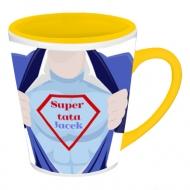 Kubek latte, Tata nasz bohater