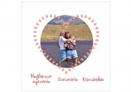 Fotokartki Życzenia urodzinowe dla przyjaciela, 14x14 cm