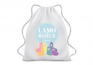 Plecak Kolorowe Lamorożce