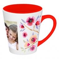 Kubek latte, Kwiatuszek