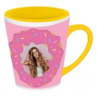 Kubek latte, Niespodzianka