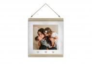 Obraz na sznurku, Wspaniałe wspomnienia, 30x30 cm