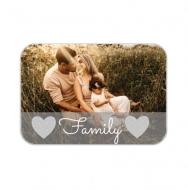 Brelok Family, 6x4 cm
