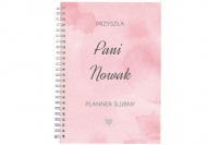 Notes planer Planer przyszłej żony, 15x21 cm