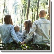 Obraz, Twój projekt rodzinny, 70x70 cm