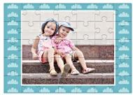 Puzzle magnetyczne, Puzzle przedszkolaka , 4 elementów