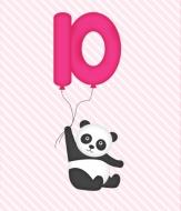 Fotokartki Panda, 15X20 cm