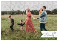 Puzzle, Family, 120 elementów
