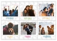 Puzzle, Instapuzzle, 120 elementów